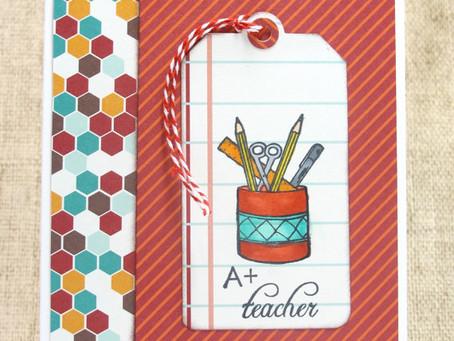 A+ Teacher Card