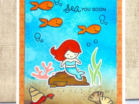 Sea You Soon Card