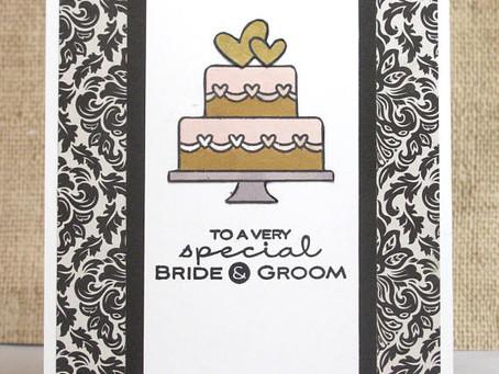 Special Bride & Groom Card