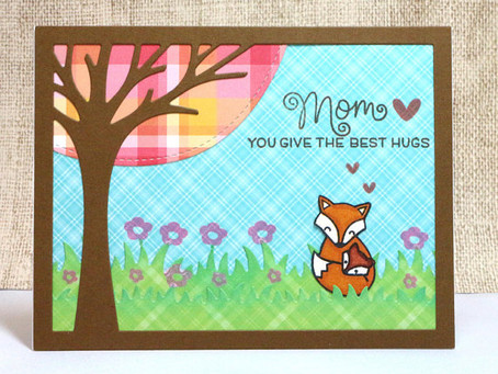 Cute Mom Card
