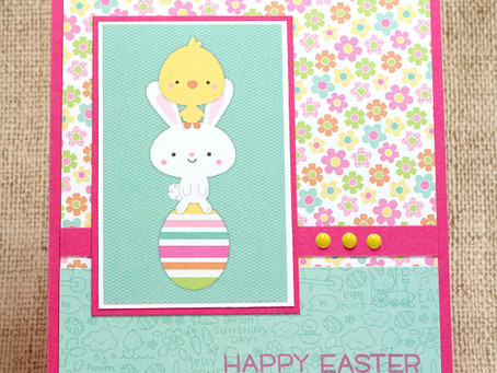 Kids Easter Card