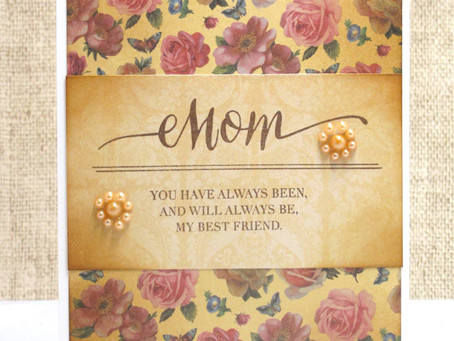 Mom Sentiment Card