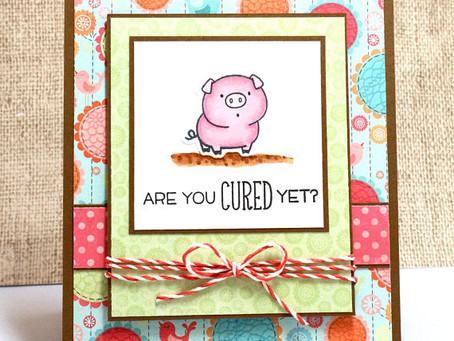 Are You Cured Yet Card