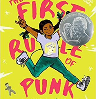 Review: First Rule of Punk by Celia C. Perez