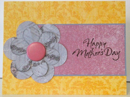 Bright Mother's Day Card