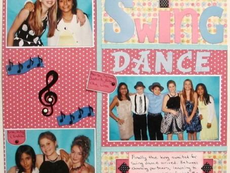 Scrapbook Sunday: Swing Dance 2012