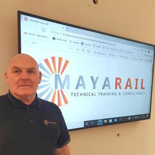 Managing Director - Andy May MPWI