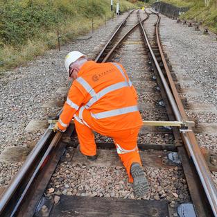 Mayarail Voluntary work for GWR