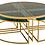 Thumbnail: Oval Zigonlu Orta Sehpa