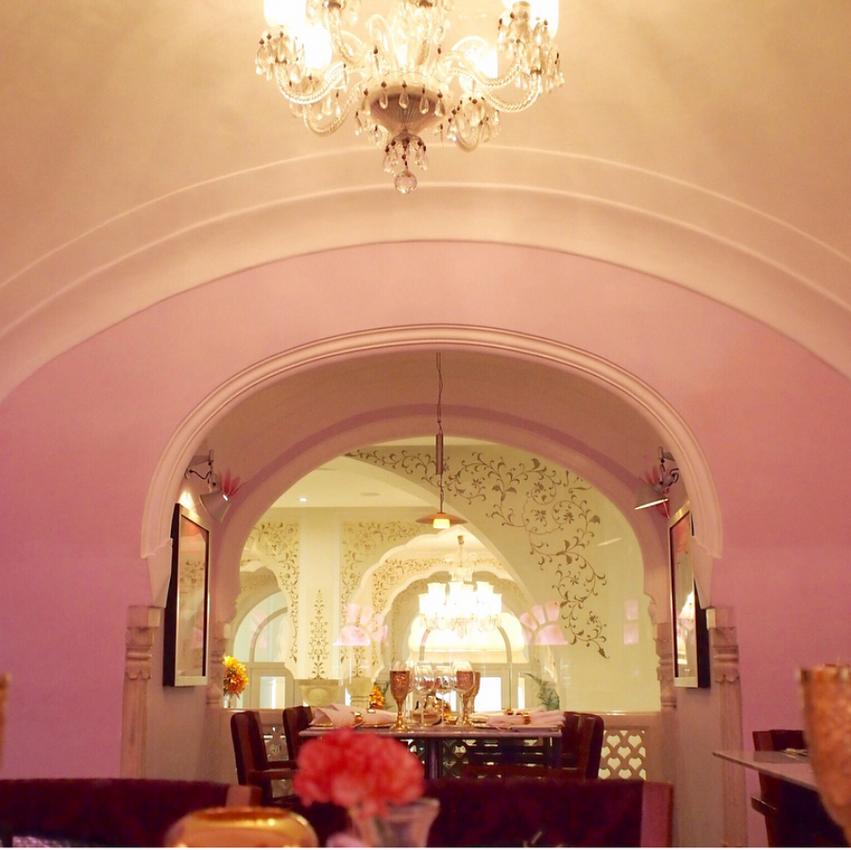 Jaipur/ Taj Jai Mahal Palace