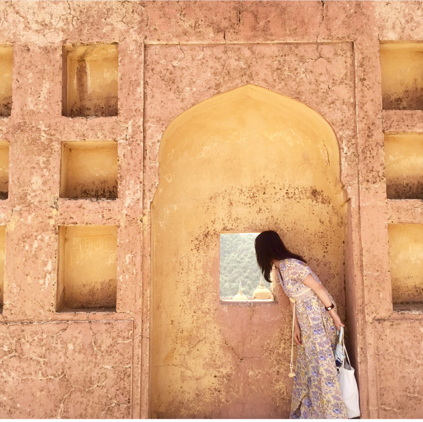 Jaipur/ Amber Fort & Palace