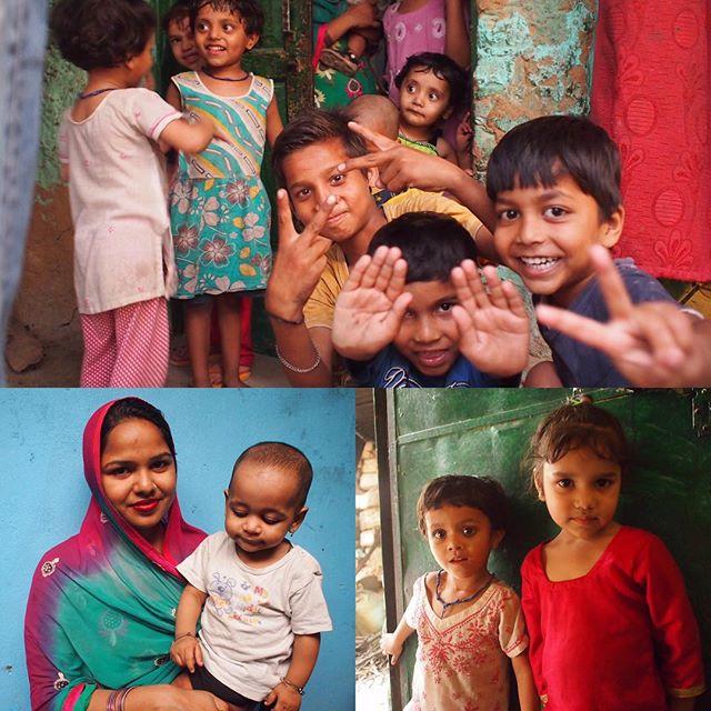 Delhi/ in slum tour