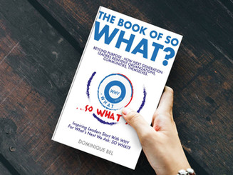 THE BOOK OF SO WHAT