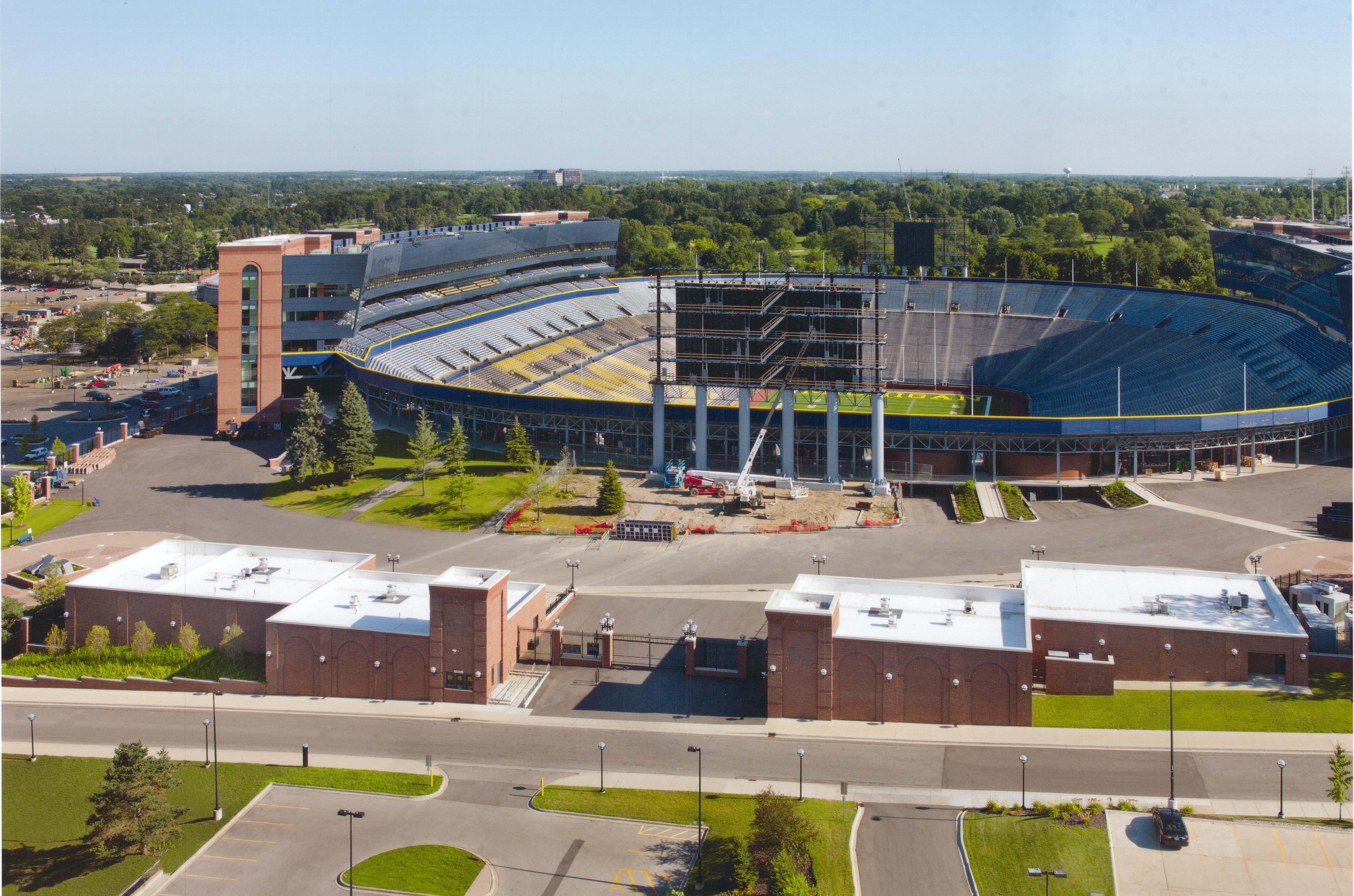 U of M Stadium