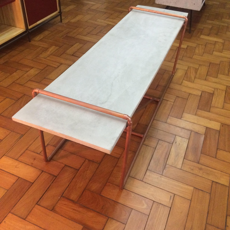 mesa cobreConcreto