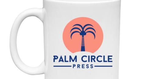 Palm Circle Press Coffee Mug