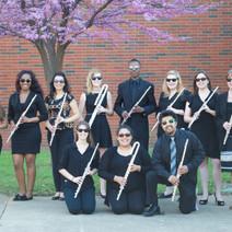 Tarleton Flute Studio 2014-2015