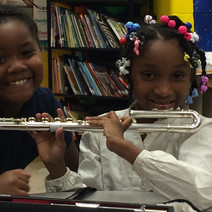 Baltimore Flute Students