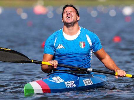 Hopes for Paralympic gold motivates Esteban Farias through pandemic