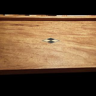 Tray with Art Deco inlay