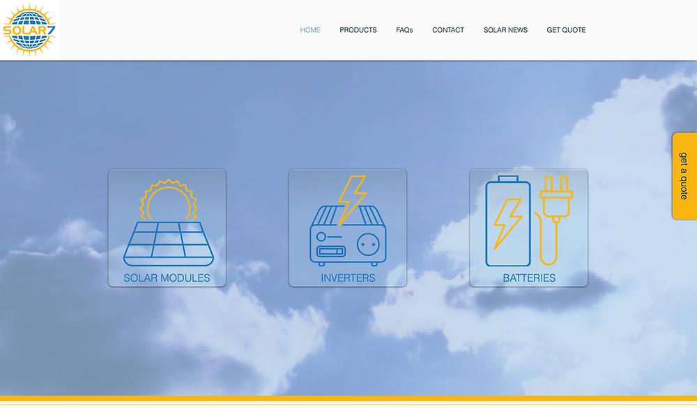 Solar Power Websites Sydney