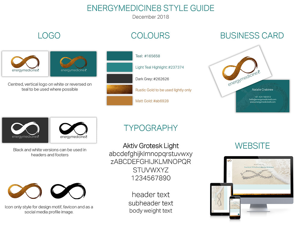 Style Guides / Branding Document