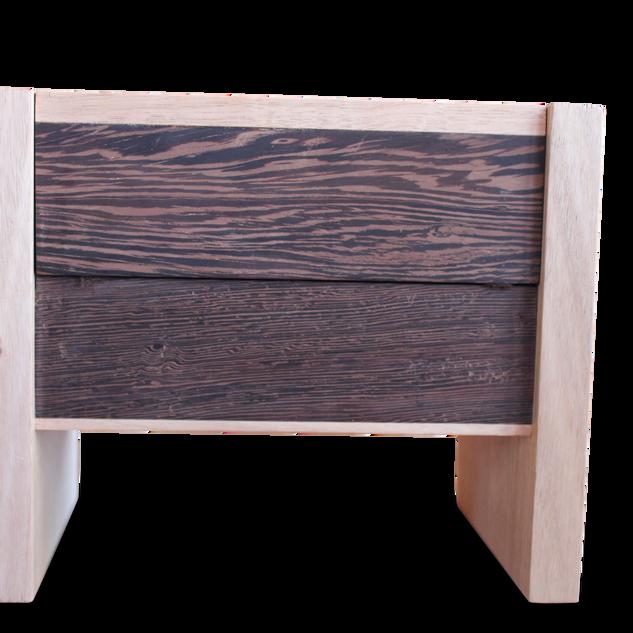 """Zen"" Tasmanian Oak Jewellery Box"