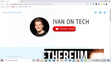 Ivan On Tech