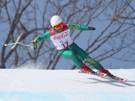 Alpine skiier Gourley elected to Paralympics Australia Athlete Commission