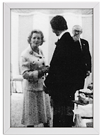 Patrick and Maggie Thatcher