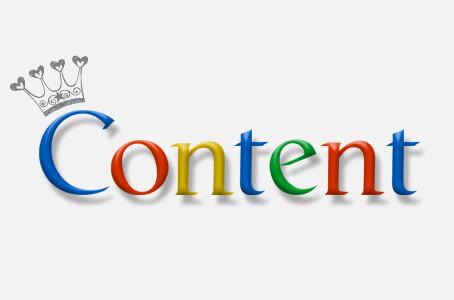 Google loves original, regular content