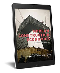 Modern Construction Economics