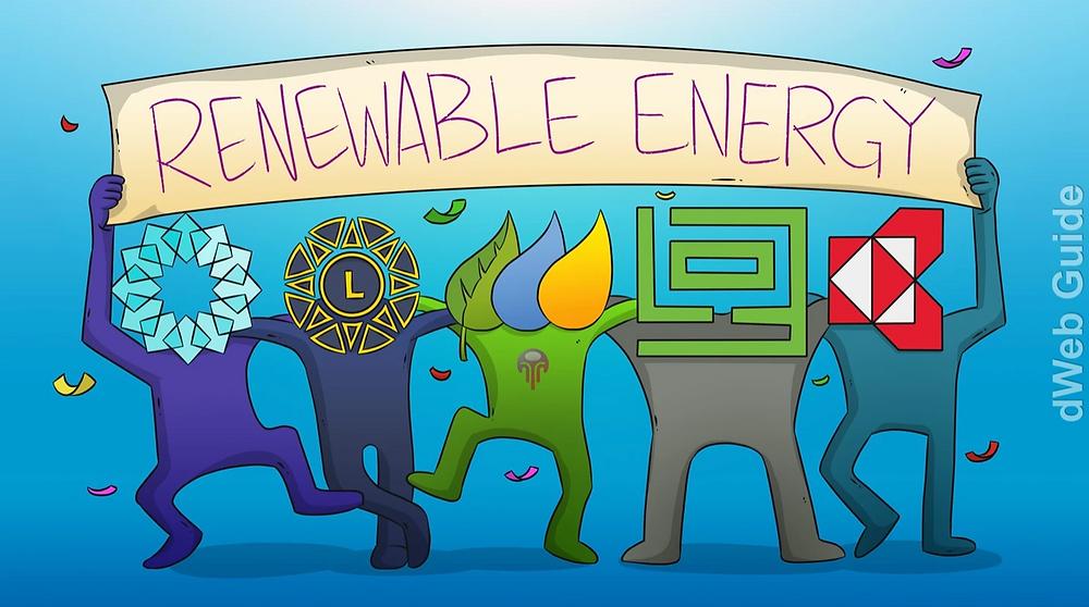 Renewable Energy and the Blockchain