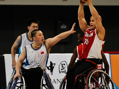 Double Paralympic champion ruled ineligible for wheelchair basketball as classification review begin
