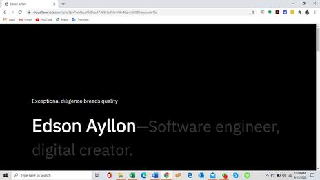 Edson Ayllon