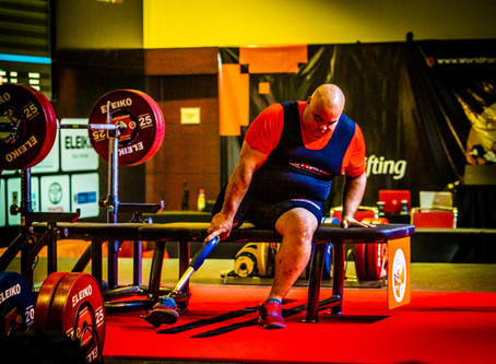 Para powerlifter Johannes Hernandez given 15-month ban for anti-doping rule violation