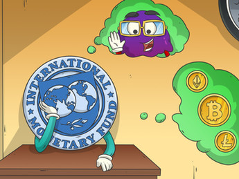 The International Monetary Fund (IMF) and Their View on Blockchain/Cryptos