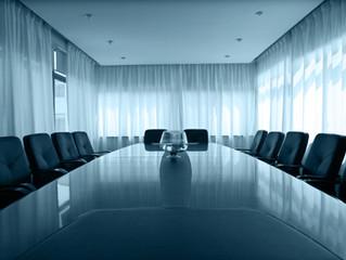 Risk Management Crashes the Boardroom