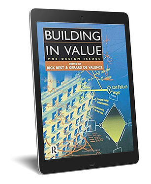 Building in Value: Pre Design Issues