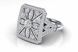 Sarah Vaughan Limited Edition Ring