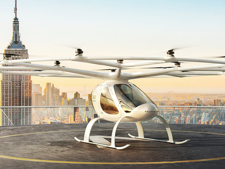 The Flying Car is Here