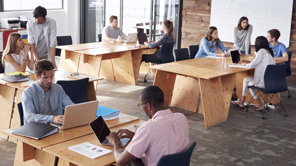 Hot Desking for Businesses
