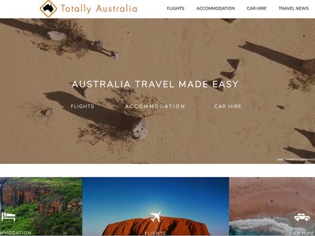 New Old Travel Website
