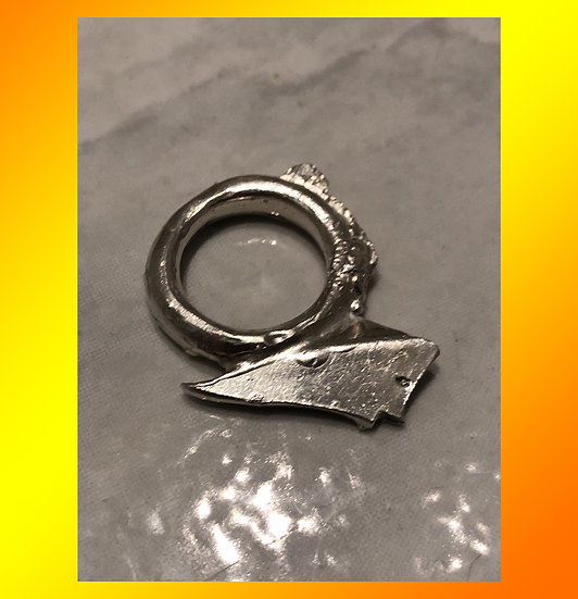 Silver Ring #1014