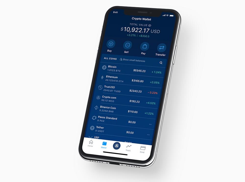 How do you buy crypto at crypto.com