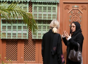Visits to the Arab Region for Women