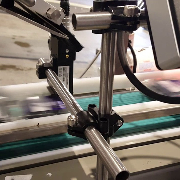 POLYtij ® S3 printer & POLYtij ® V3.0i inks on PET clamshells