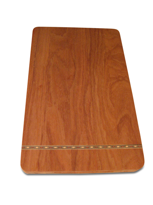Cheeseboard with inlay