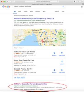 Search Engine Optimisation Australia