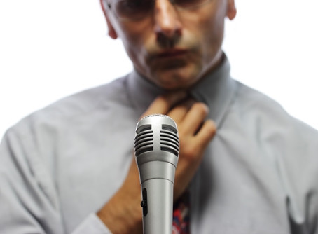 Addressing the fear of Public Speaking